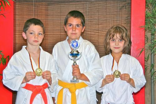 Top Fighters Junior Cup 2011