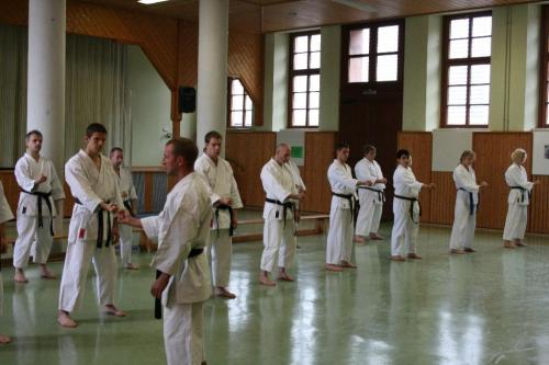 Trainerseminar Zweibrücken 2009